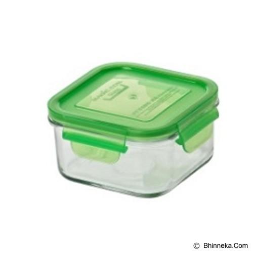 YONG MA Magic Glass [YMG711] - Green - Wadah Makanan